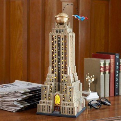 Otto's Granary The Daily Planet Building Village by Dept 56