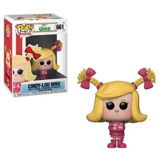 The Grinch Movie Cindy-Lou Who #661 Pop! Vinyl Figure