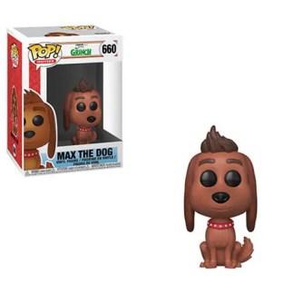 Otto's Granary The Grinch Movie Max the Dog #660 Pop! Vinyl Figure