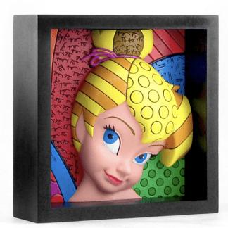 Tinker Bell Pop Art Block Disney by Britto - 4033868