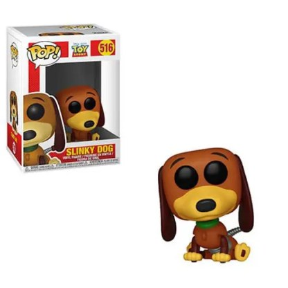 Otto's Granary Toy Story Slinky Dog #516 Pop! Vinyl Figure