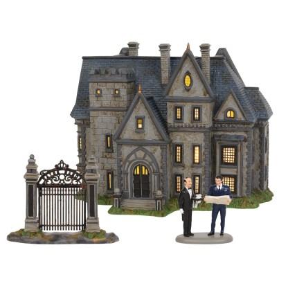 Otto's Granary Wayne Manor Hot Properties Village by Dept 56