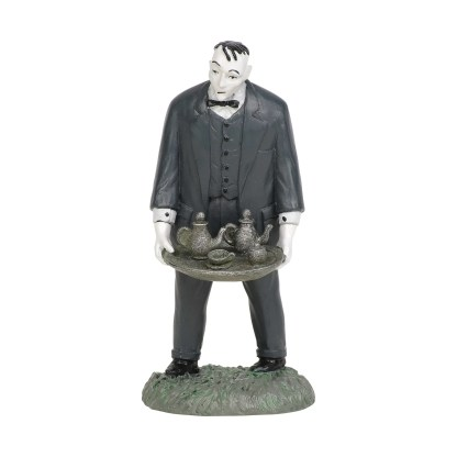 Otto's Granary The Addams Family Lurch, The Butler by Dept 56
