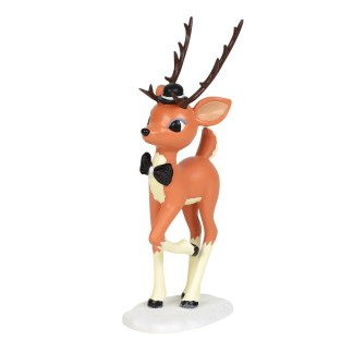 Otto's Granary Dancer Reindeer Figurine by Dept 56