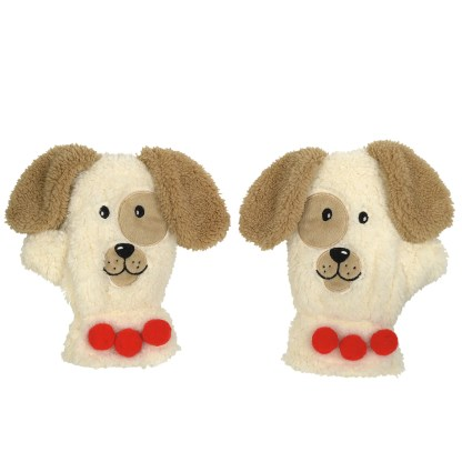 Otto's Granary Dog Mittens by Dept 56