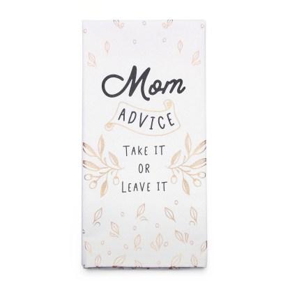 Otto's Granary Mom Advice Tea Towel by Izzy & Oliver