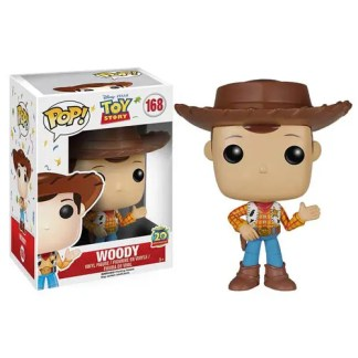 Otto's Granary Toy Story 20th Anniversary Woody #168 Pop! Vinyl Figure