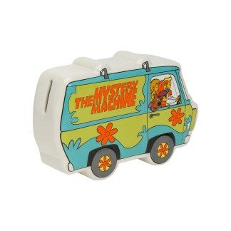 Otto's Granary Mystery Machine Bank by Scooby Doo Ceramics
