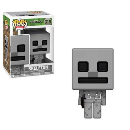 Otto's Granary Minecraft Skeleton #319 Pop! Vinyl Figure