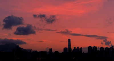 """Red Sky at Night....."" by ROSS HONG KONG is licensed under CC BY-NC-SA 2.0"