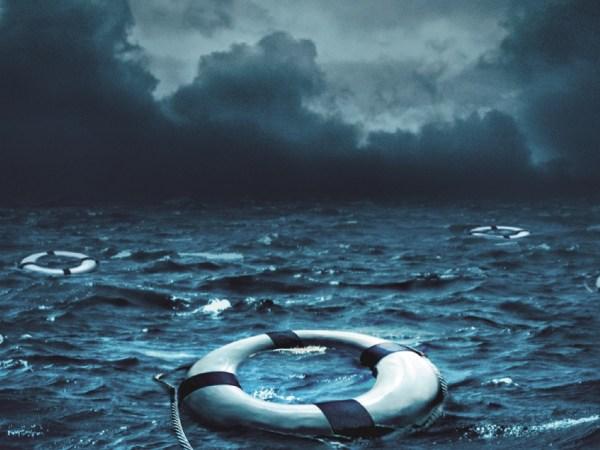 Tårar i havet av Ruta Sepetys