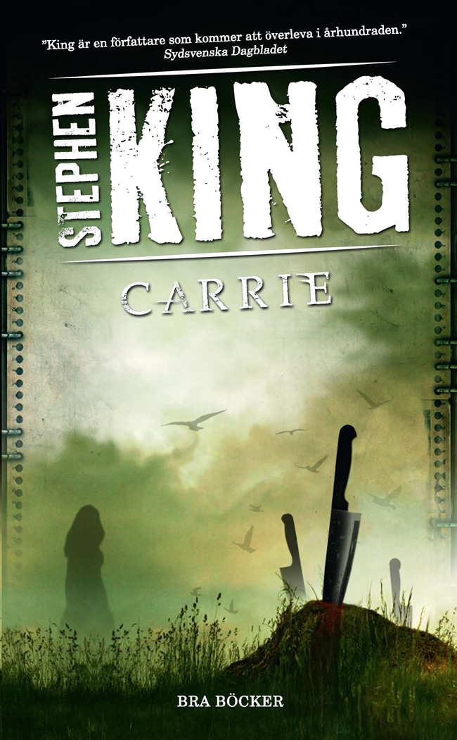 Carrie av Stephen King