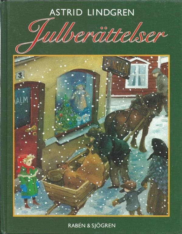 Julberättelser av Astrid Lindgren