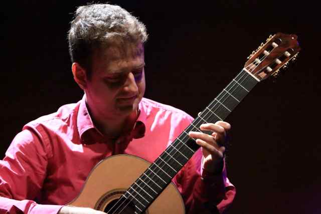 goran krivokapic - guitar festival china
