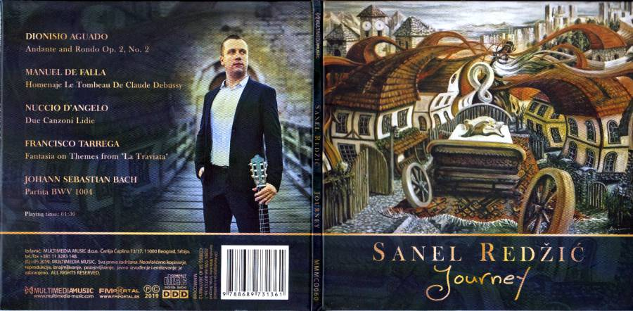 Sanel Redzic_CD_Journey
