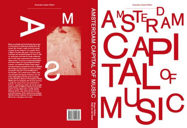 amsterdam capital of music