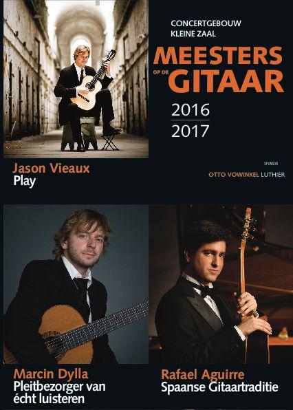 meesters op de gitaar 2016-2017