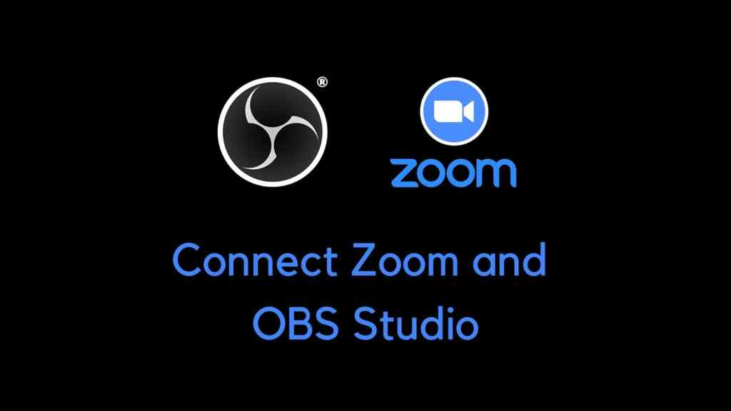 zoom using obs studio