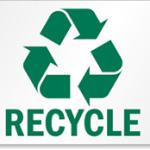 リサイクル始めました