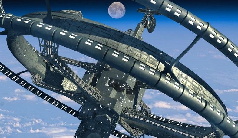 Asgardia uzayda kutrulacak uzay istasyonunda yaşayacak