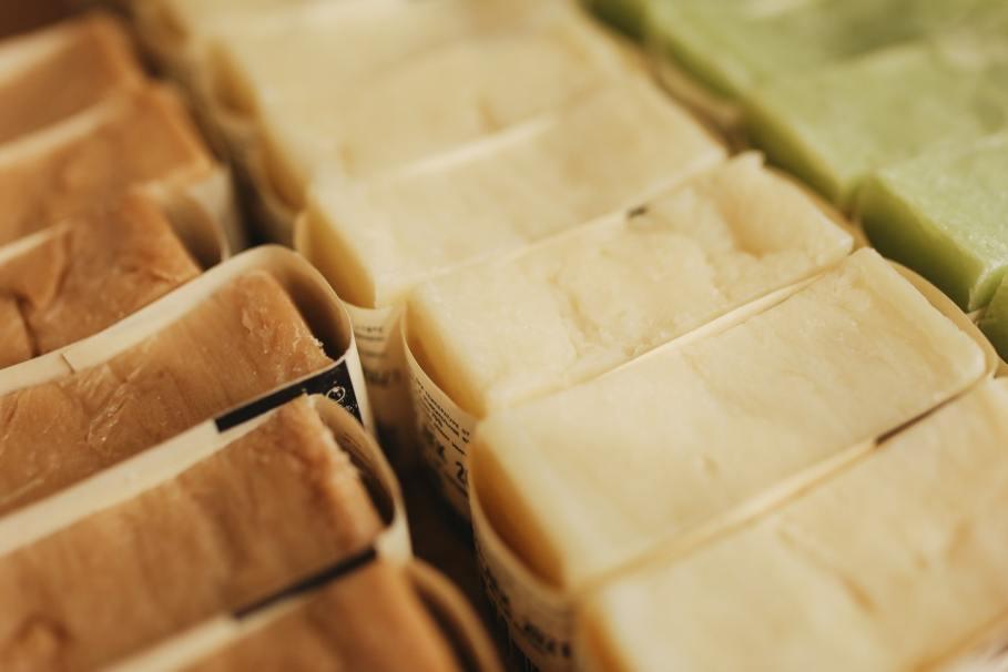Doğal sabun Üretimi