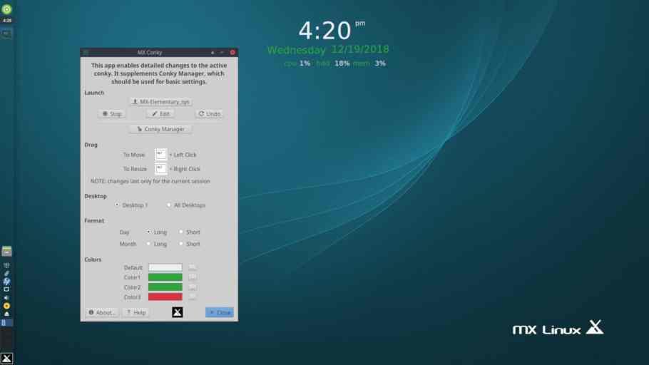 En İyi Linux Dağıtımları - MX Linux