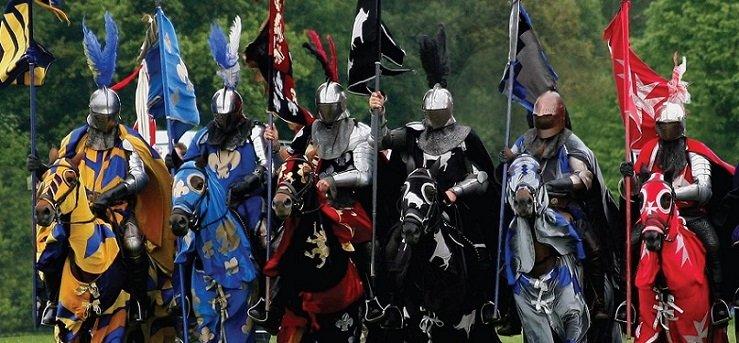 Şövalyelerin Ortaya Çıkışı