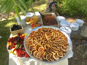 summer party appetizers