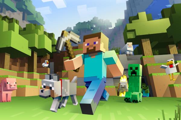Kuinka tehdä muna Minecraft