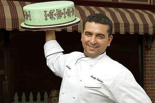 """Buddy gravou """"Cake Boss"""" em SP (Foto:Divulgação)"""