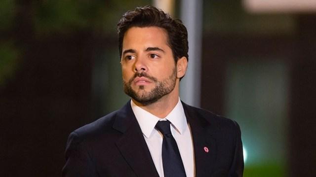O ator já está no Brasil (Foto: Divulgação)