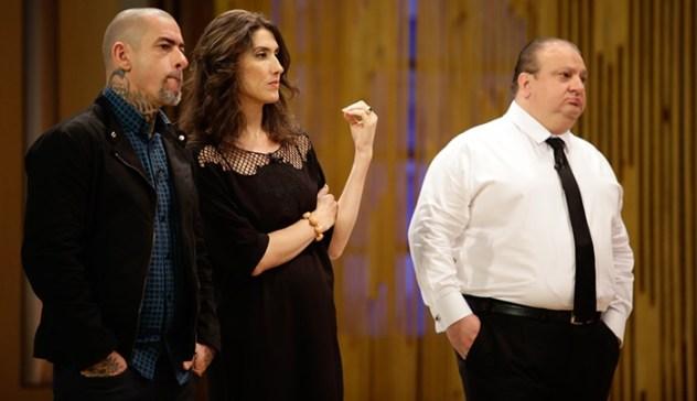 """Os jurados do """"MasterChef"""" (Foto: Divulgação)"""