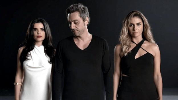 """Giovanna roubou a cena no teaser de """"A Regra do Jogo"""" (Foto: Divulgação)"""