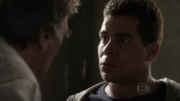 Diogo é sequestrado por Otávio e novela das nove bate recorde (Foto: Reprodução/ Globo)