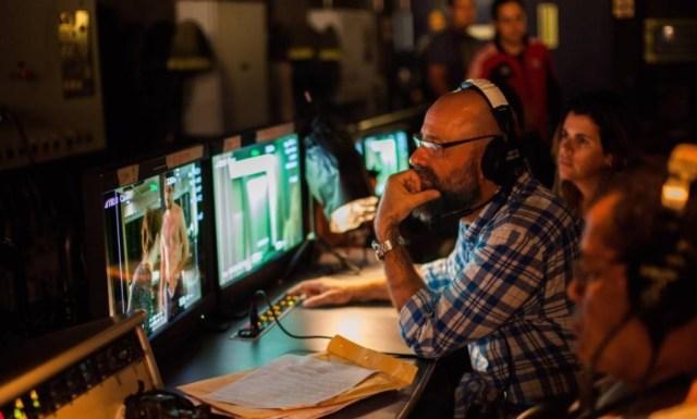 O diretor Mauro Mendonça (Foto: Divulgação)