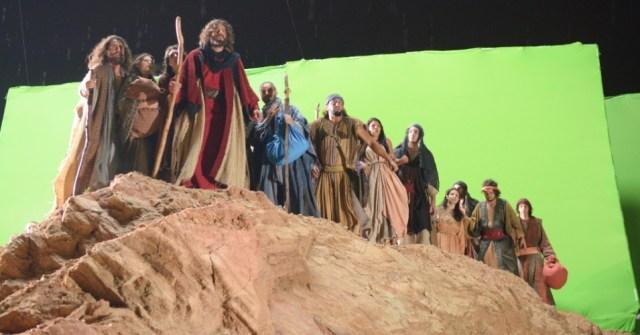 Elenco já gravou as cenas da passagem (Foto: Divulgação)