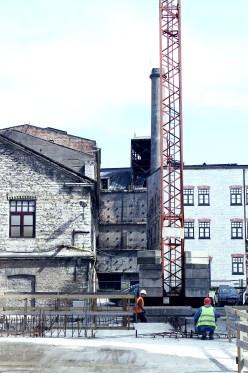 Budowa centrum handlowego