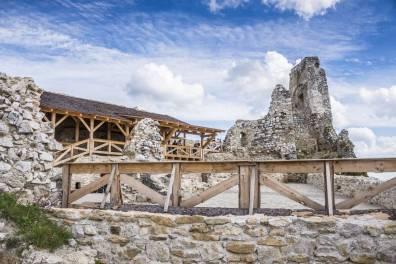 Zamek w Cachticach (12)