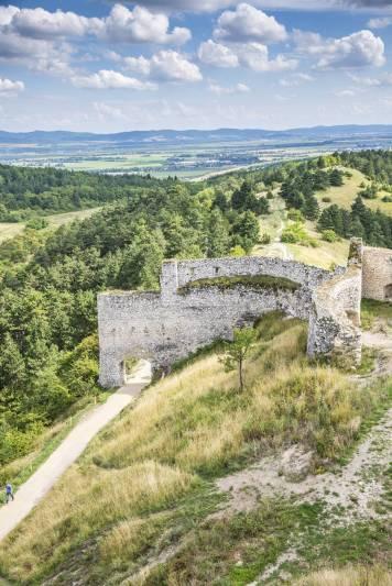 Zamek w Cachticach (13)