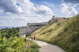 Zamek w Cachticach (20)