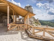 Zamek w Cachticach (7)