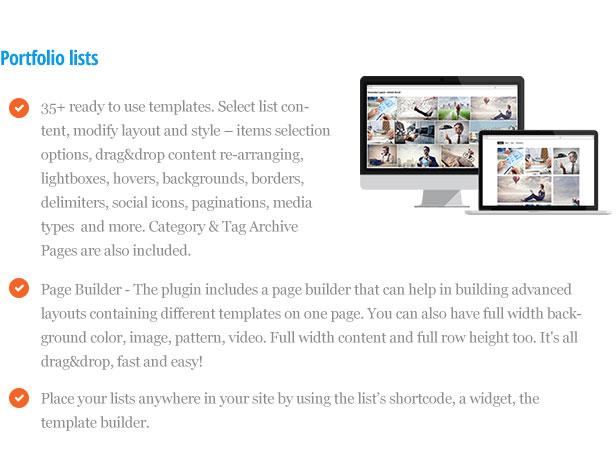 Portfolio Manager Pro - WordPress Responsive Portfolio & Gallery - 5