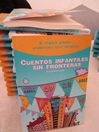 Concurso de cuentos infantiles: XIV Sin fronteras de Otxarkoaga
