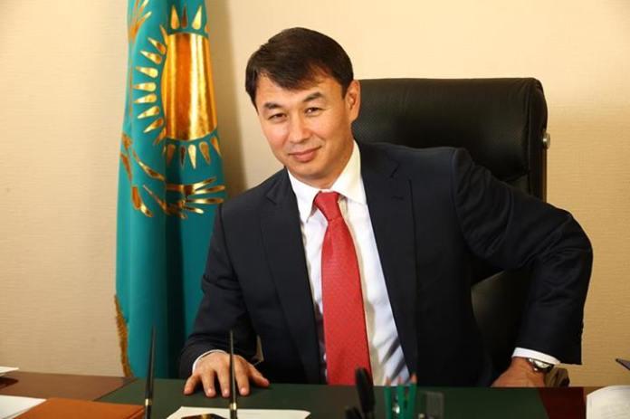 Дархан Сатыбалды, аким Шымкента