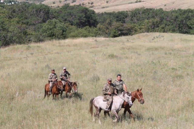 В рейд — за браконьерами
