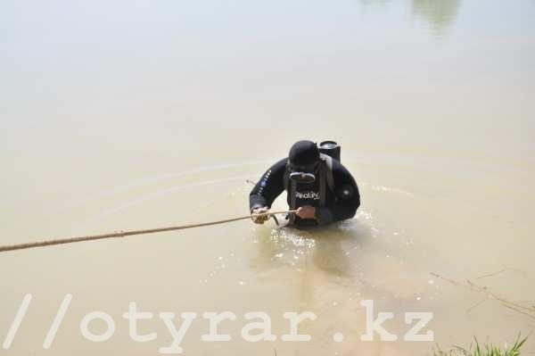 В реке Сайрам-Су спасатели обнаружили утонувшего мальчика, спустя 6 дней