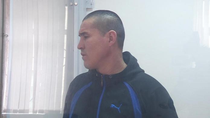 Осужденный Мадияр Асилбеков