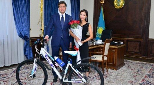 Габидулла Абдрахимов сделал подарок Наzиме