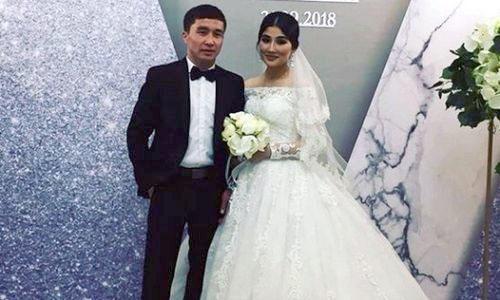 Кайрат Ералиевсыграл свадьбу