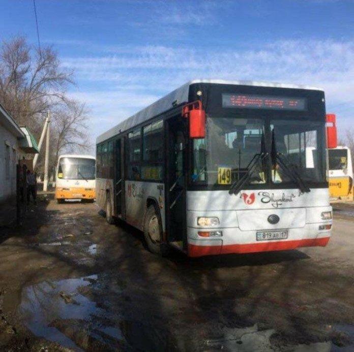 В Шыменте открылись новые социальные автобусные маршруты
